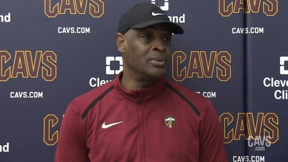 Coach Gives an Update on KLove, Nwaba