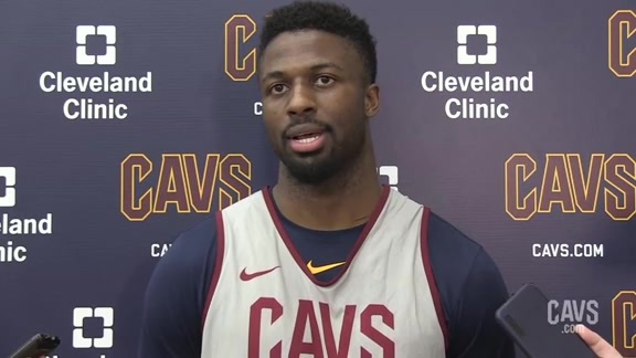 David Nwaba Gives an Update on His Status
