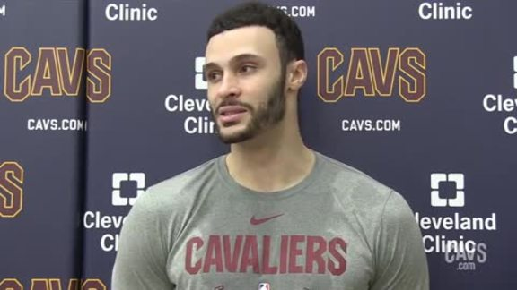 Larry Nance Jr. Discusses New Additions