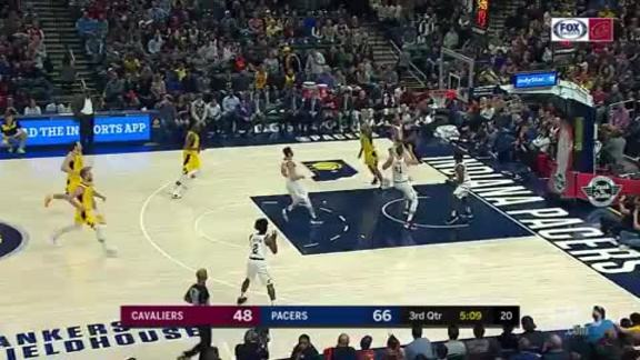 Clarkson Soars and Scores for Two
