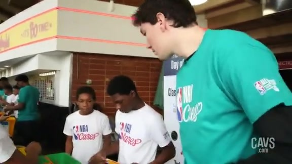 Relive Cedi's All-Star Activities from Friday