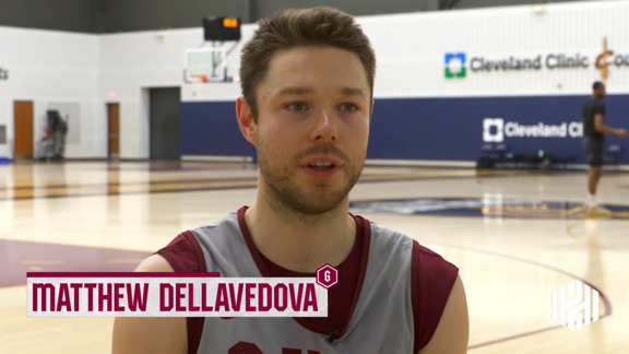 Welcome 'Back' to Cleveland, Matthew Dellavedova