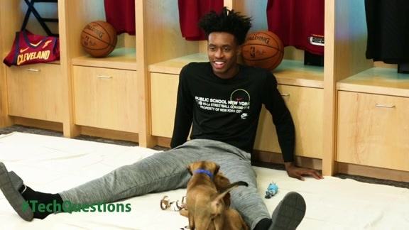 TrustedSec Puppies Players Playtime with Collin Sexton