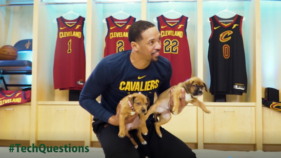 TrustedSec Puppies Players Playtime with Channing Frye