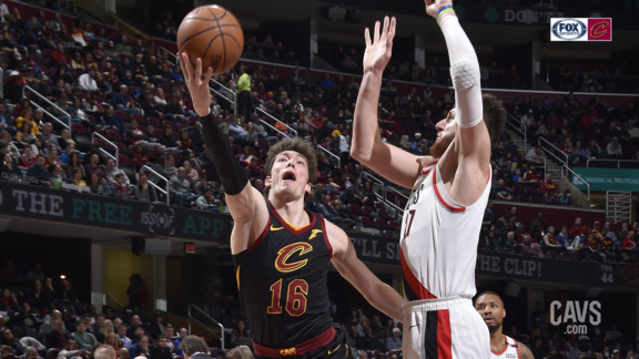 Cedi with the Acrobatic Finish