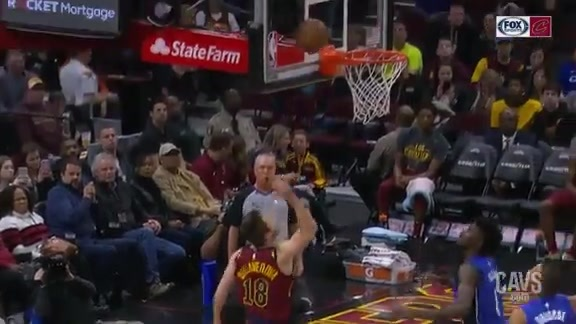 Delly with the Slick Up-and-Under