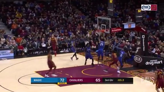 Nwaba Trims the Lead to Close the Third
