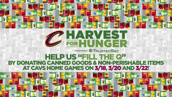 Harvest for Hunger presented by TrustedSec
