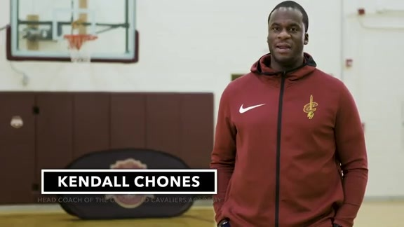 #IAMCLE: Kendall Chones