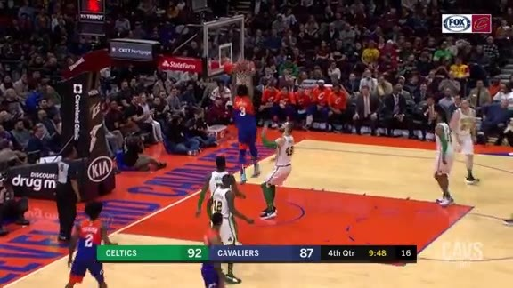 Chriss Throws It Down with Authority