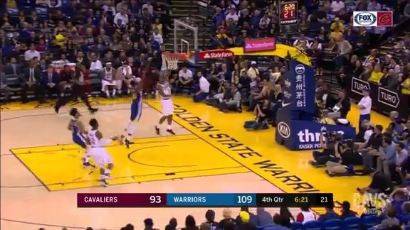Young Bull Gets Loose on the Break