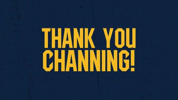 The Wine & Gold Congratulate Channing Frye on an Amazing Career