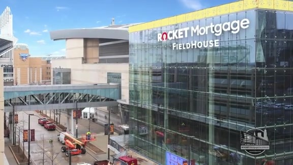 Rocket Mortgage FieldHouse Update