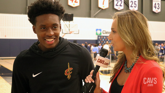 Collin Sexton 1-on-1