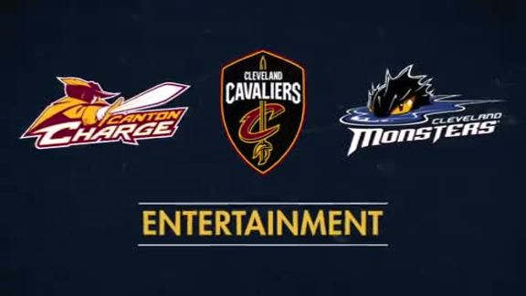 Cavs Announce Upcoming Entertainment Team Lineups