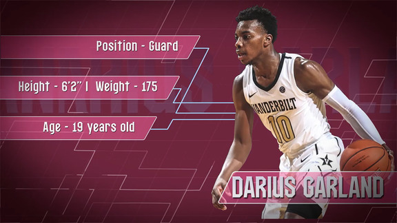 2019 Draft Prospect Highlights: Darius Garland