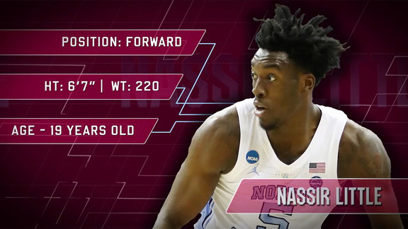 2019 Draft Prospect Highlights: Nassir Little
