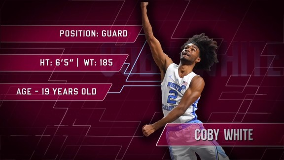 2019 Draft Prospect Highlights: Coby White