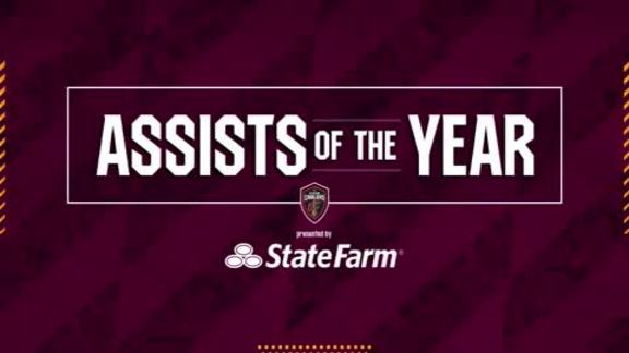 Top Assists of the Year Presented By State Farm