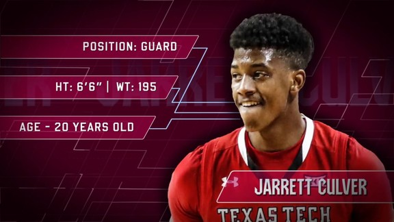 2019 Draft Prospect Highlights: Jarrett Culver