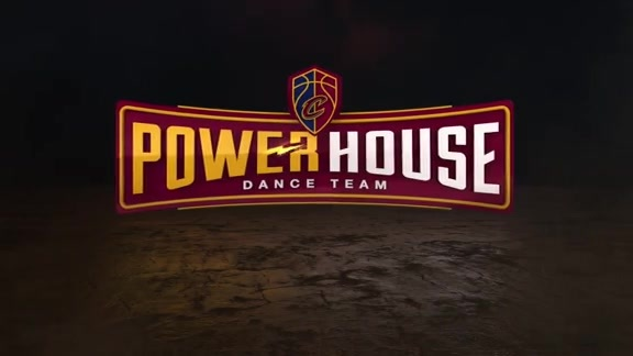 Cavs PowerHouse Dance Team