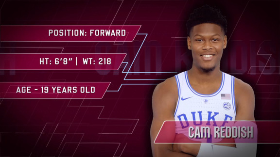 2019 Draft Prospect Highlights: Cam Reddish