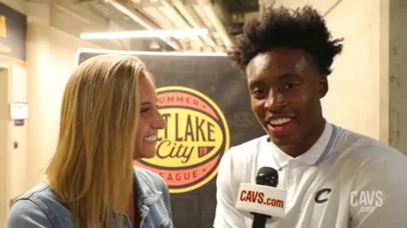 1-on-1 with Collin Sexton