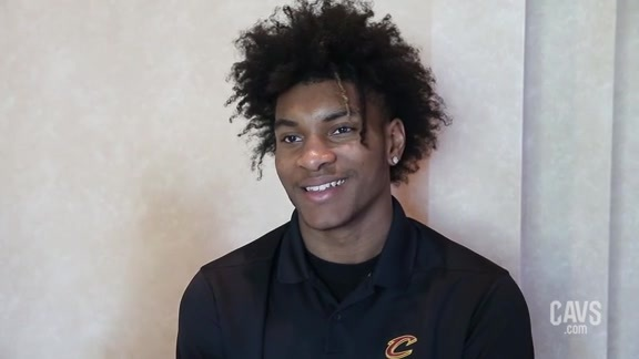 Catching Up With Kevin Porter Jr.