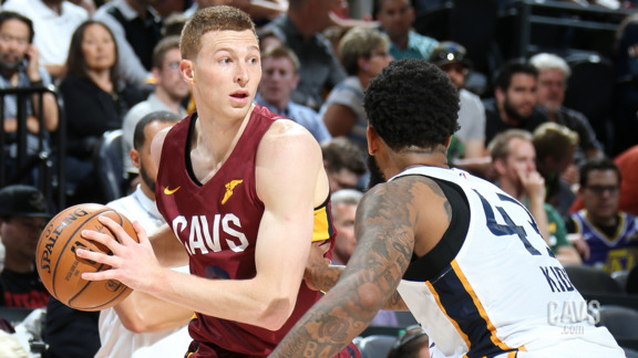 Cavs.com In-Depth: Dylan Windler