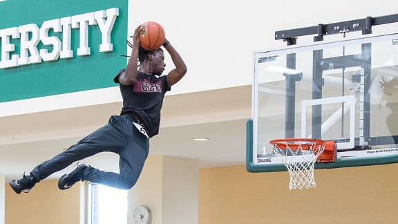 Behind-the-Scenes from the Slam Squad Auditions