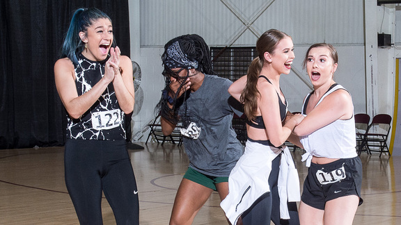 Dancers React to Making the Inaugural PowerHouse Team