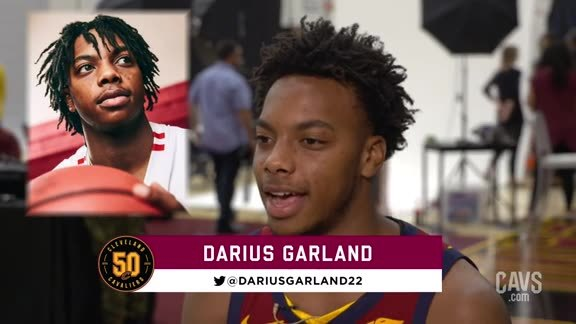Cavs Remember Their Craziest Hairstyles