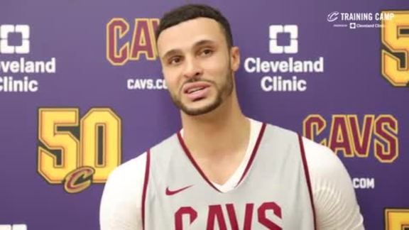Training Camp Day 5: Larry Nance Jr.