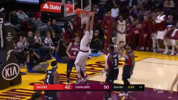 Delly Oops Nance in Second Quarter