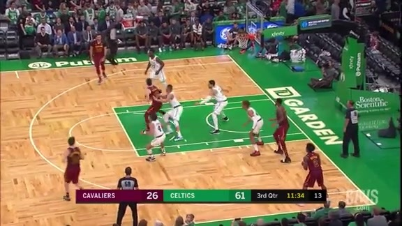 Cedi Spins and Scores for Sick Bucket
