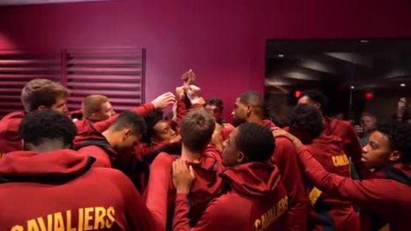 Rent's Due: Training Camp with the Cleveland Cavaliers