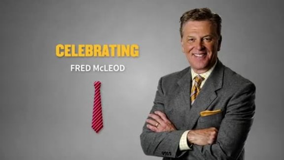 Cavs Players Remember Fred McLeod
