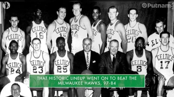 2/21 Putnam Celtics Daily: Making History