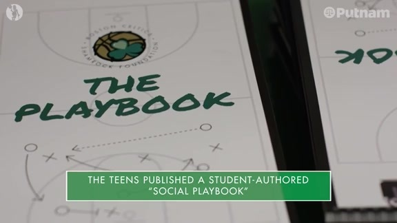 3/23 Putnam Celtics Daily: Playbook Rewards