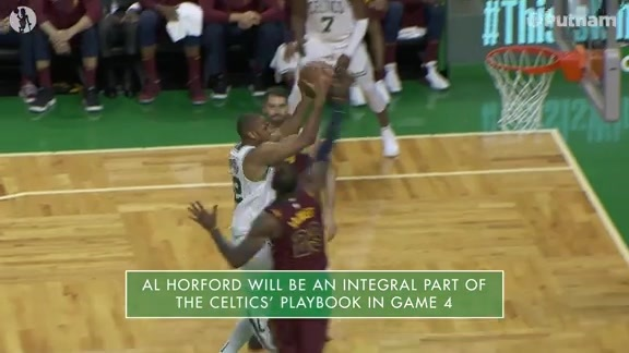 5/21 Putnam Celtics Daily: Horford Looking to Bounce Back