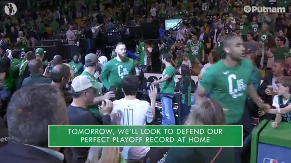 5/22 Putnam Celtics Daily: Game 4 Recap