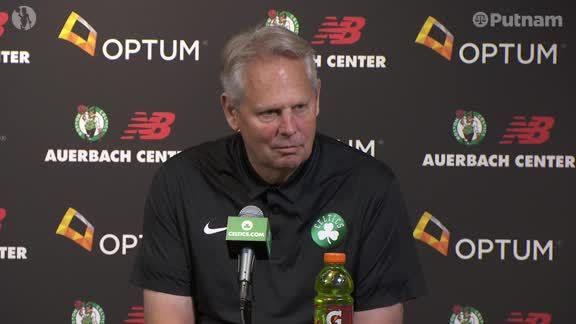 6/21 Putnam Draft Press Conference: Danny Ainge