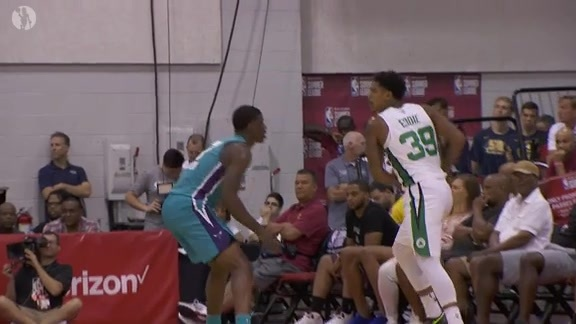 7/11 Summer League Update: C's Locked In for Tournament