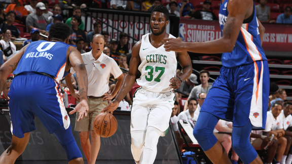 7/12 Summer League Update: Ojeleye's Making His Mark