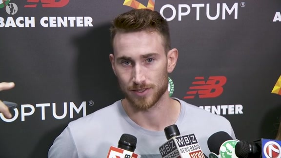 Hayward Claims, 'I'm Basically 100%'