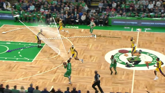 2/13 GE The Breakdown: Hayward's Hammer