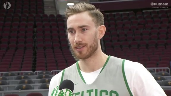 3/26 Putnam Pregame Interview: 'It's A Committed Effort'