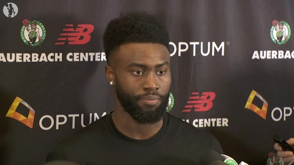 5/9 Exit Interview: Jaylen Brown