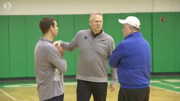 Ainge Speaks on Upcoming Draft and Gives Health Update