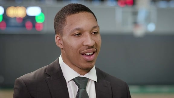 Get to Know Grant Williams